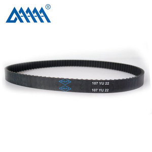 Best brand Timing belt 107YU22 for auto parts