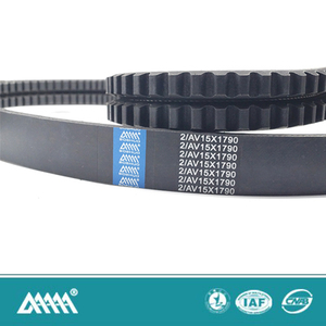 cogged banded v belt china manufacturers