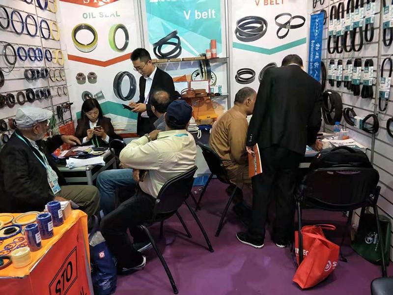 Bo Shuo Company held successfully at the 2018 Canton Fair